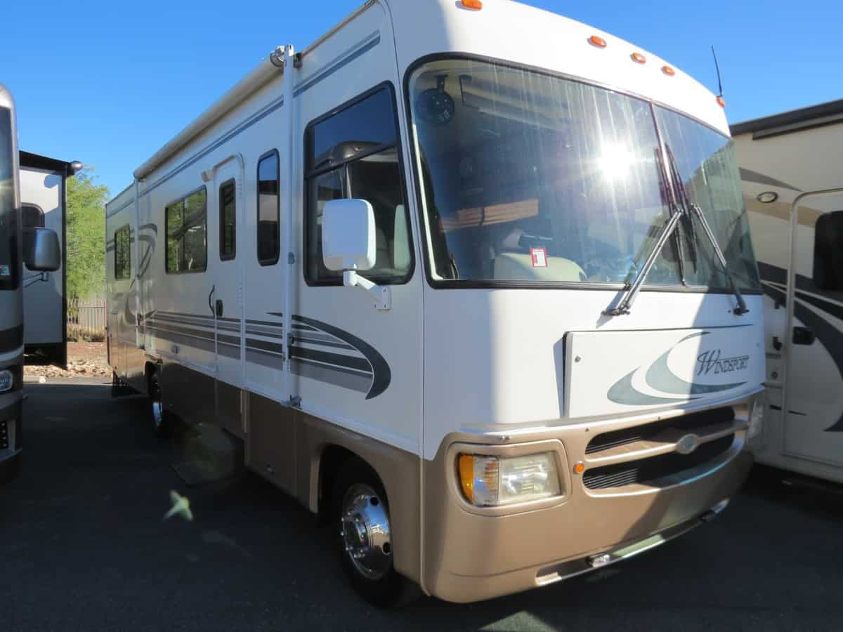 USED 1999 Fourwinds Windsport 33' - Freedom RV