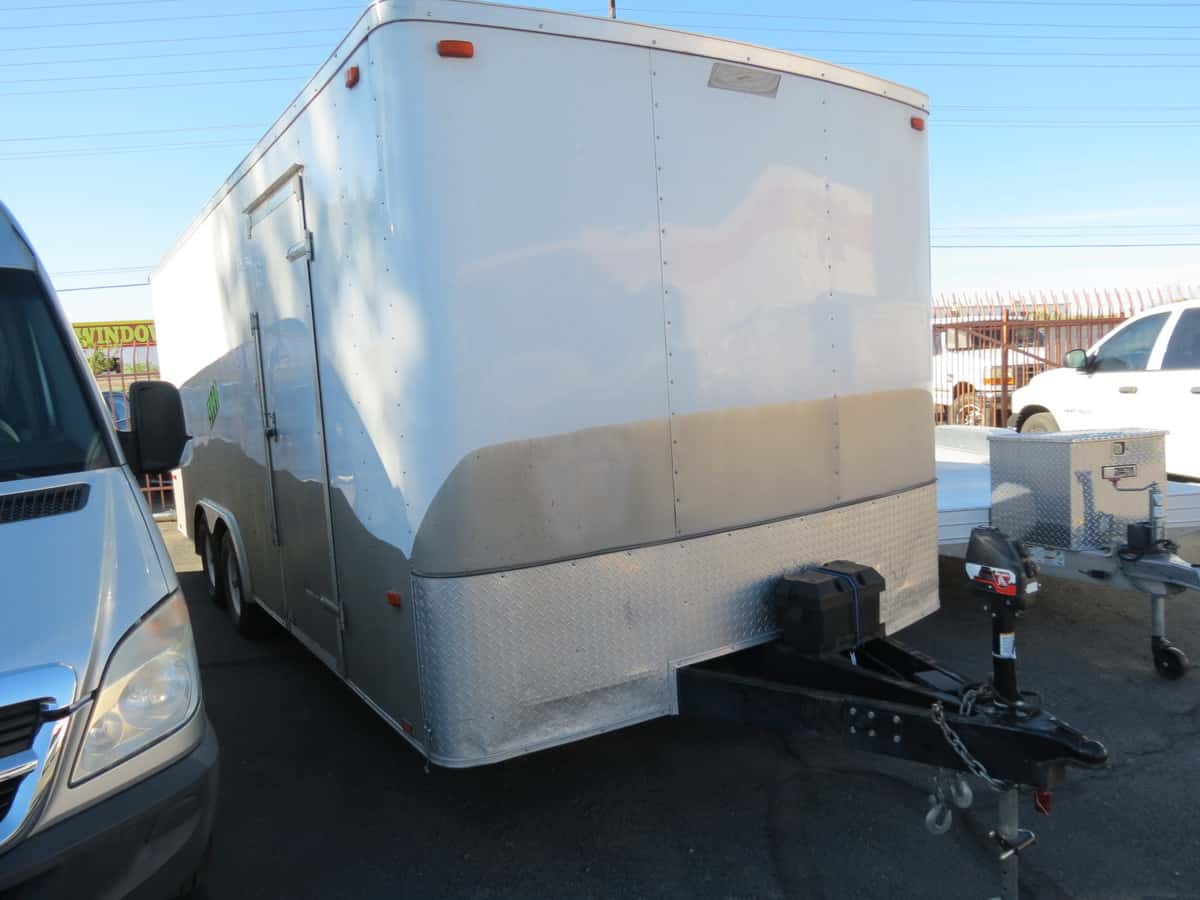 USED 2015 Pace Outback 20' - Freedom RV