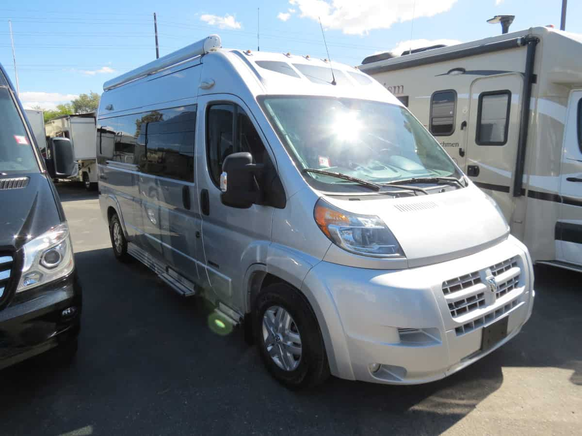 USED 2017 Roadtrek Zion ZION - Freedom RV