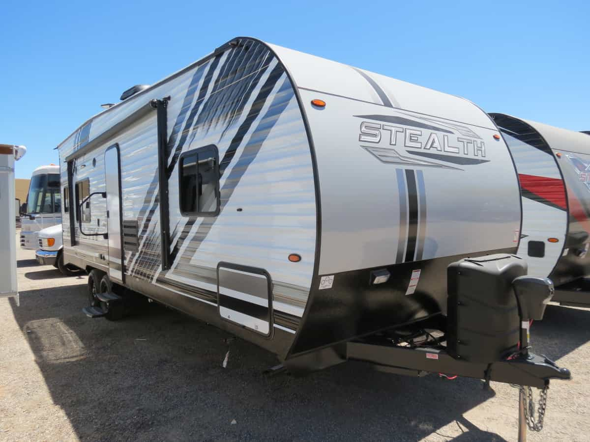 NEW 2020 Forest River Stealth SFTFQ2514 - Freedom RV