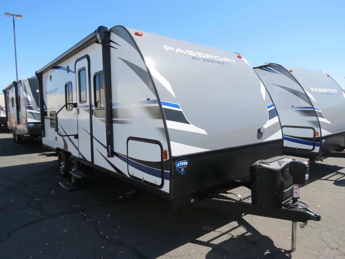 NEW 2020 Keystone Passport 199MLWE - Freedom RV