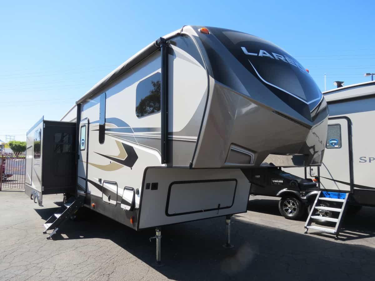 NEW 2020 Keystone Laredo 298SRL - Freedom RV