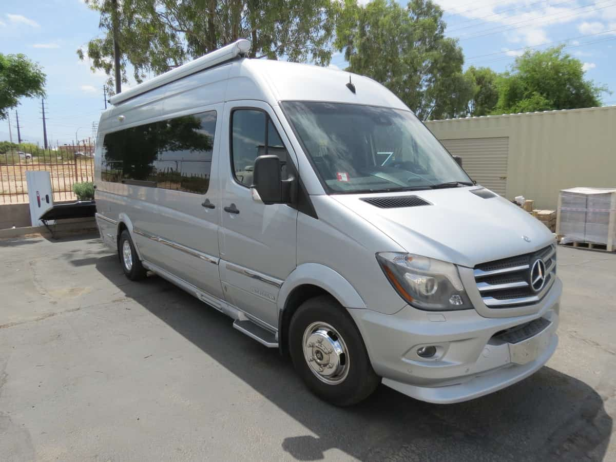 USED 2015 Airstream Interstate EXTENDED LOUNGE - Freedom RV