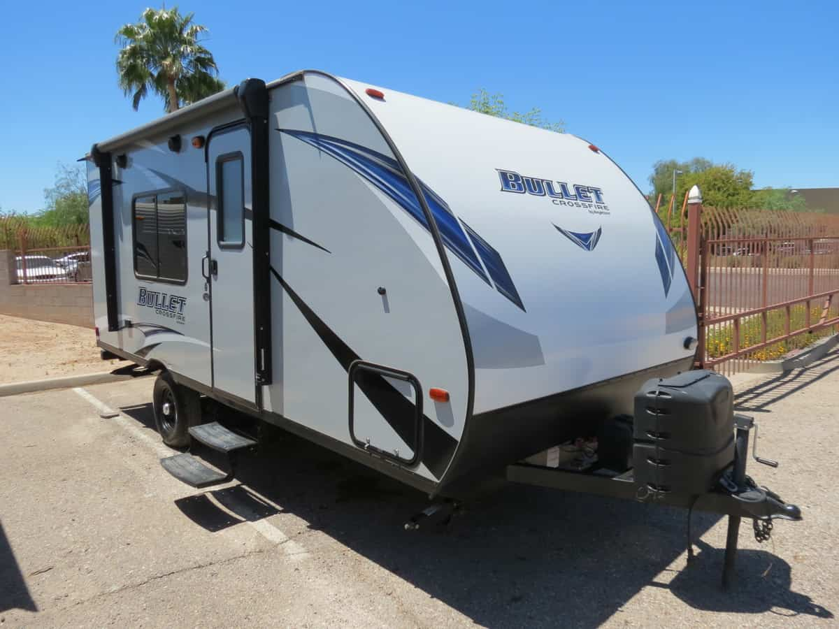 USED 2018 Keystone Bullet 1800RB - Freedom RV