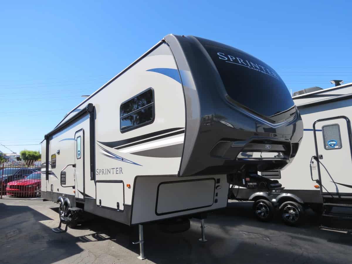 NEW 2020 Keystone Sprinter 29FWBH - Freedom RV