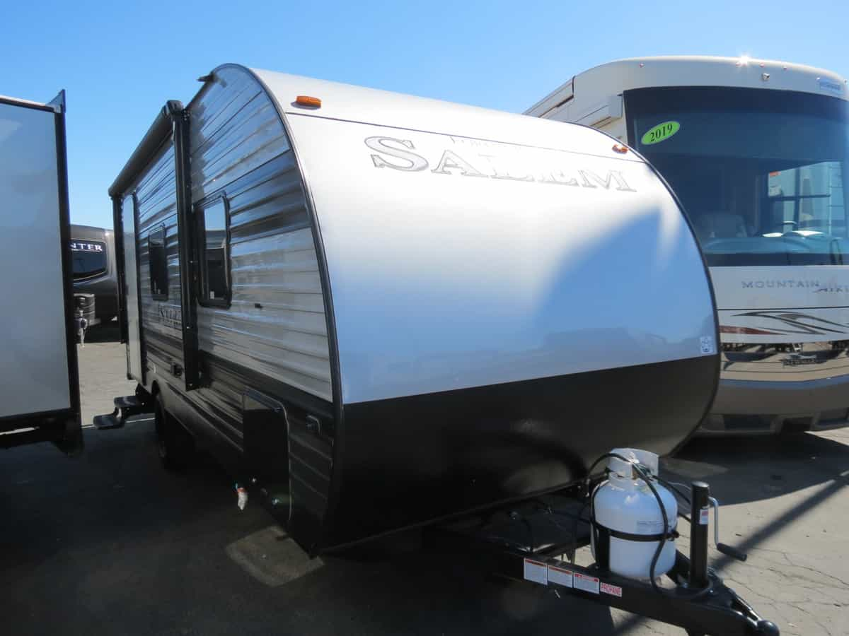 NEW 2019 Forest River Salem 177FQ - Freedom RV