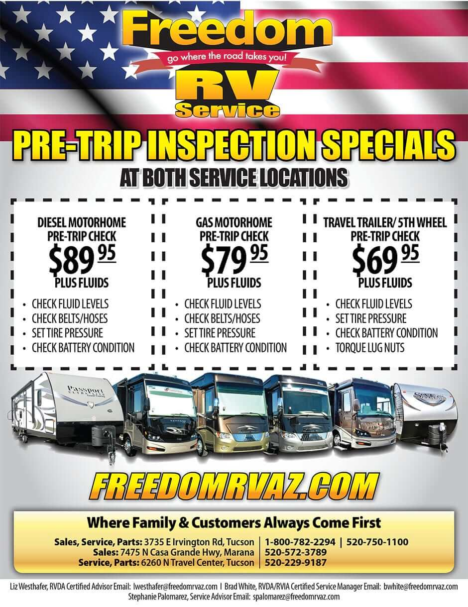 Service Coupon May 2018