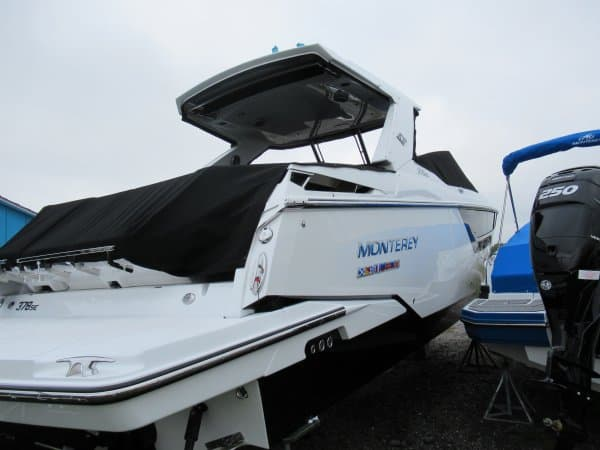NEW 2018 Monterey 378SE - Great Bay Marine