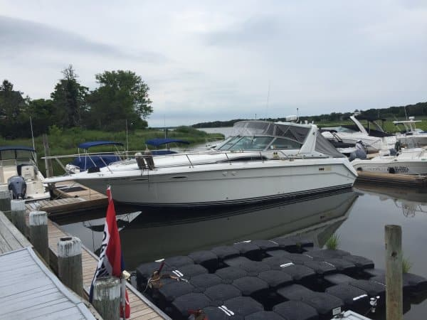 USED 1990 Sea Ray 350 Sundancer - Great Bay Marine