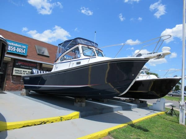 NEW 2018 Steiger Craft 255 DV Block Island - Long Island, NY Boat Dealer | Boat Sales & Rentals