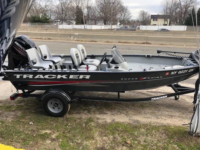 USED 2017 Tracker Super Guide V-16SC - Long Island, NY Boat Dealer | Boat Sales & Rentals