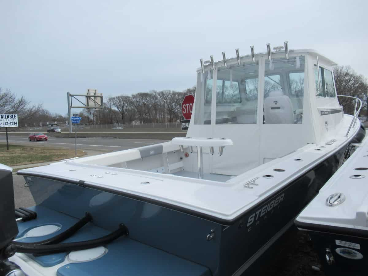 NEW 2018 Steiger Craft 28DV Miami - Long Island, NY Boat Dealer | Boat Sales & Rentals