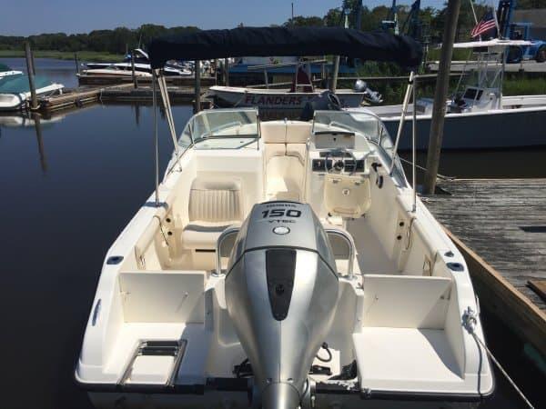 USED 2004 Mako 195DC - Long Island, NY Boat Dealer | Boat Sales & Rentals