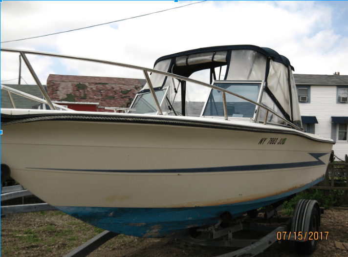 USED 1988 Hyrdrasport 20DC - Great Bay Marine