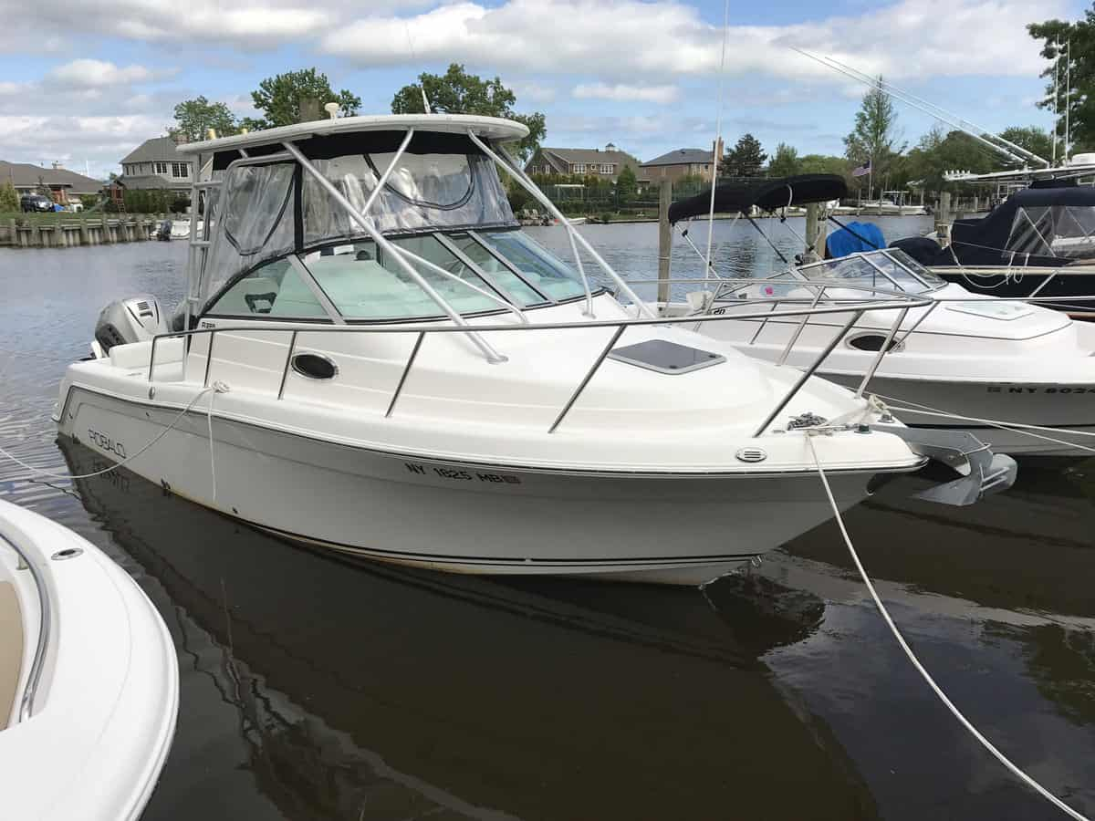 USED 2004 Robalo R265 - Long Island, NY Boat Dealer | Boat Sales & Rentals