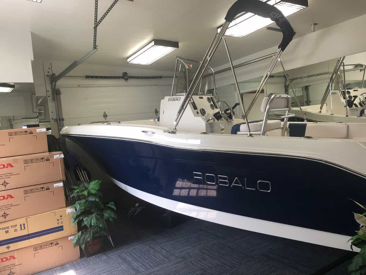 NEW 2018 robalo R180 - Great Bay Marine