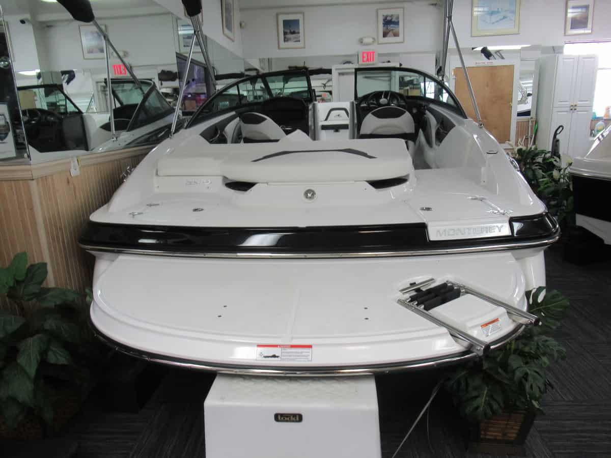 NEW 2018 Monterey 204FS - Great Bay Marine