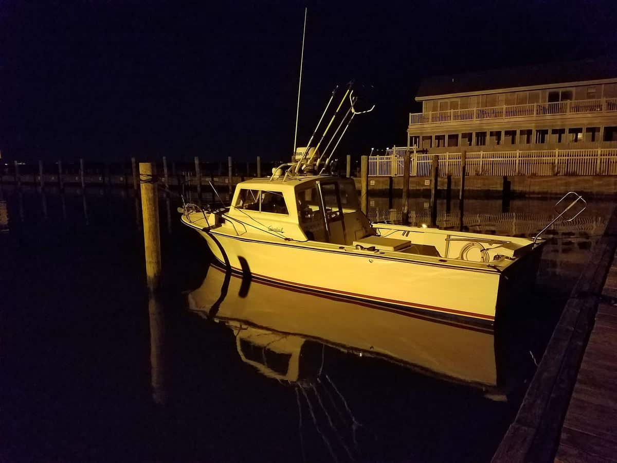 USED 1999 Scopinich Columbia 25 - Great Bay Marine