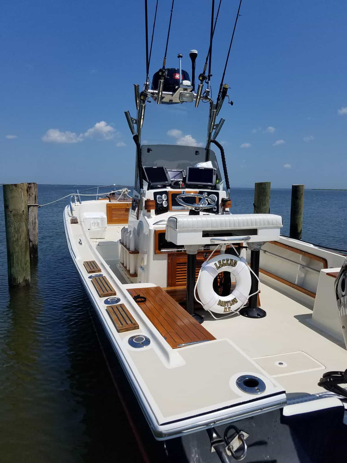 USED 1973 Mako 23CC - Great Bay Marine