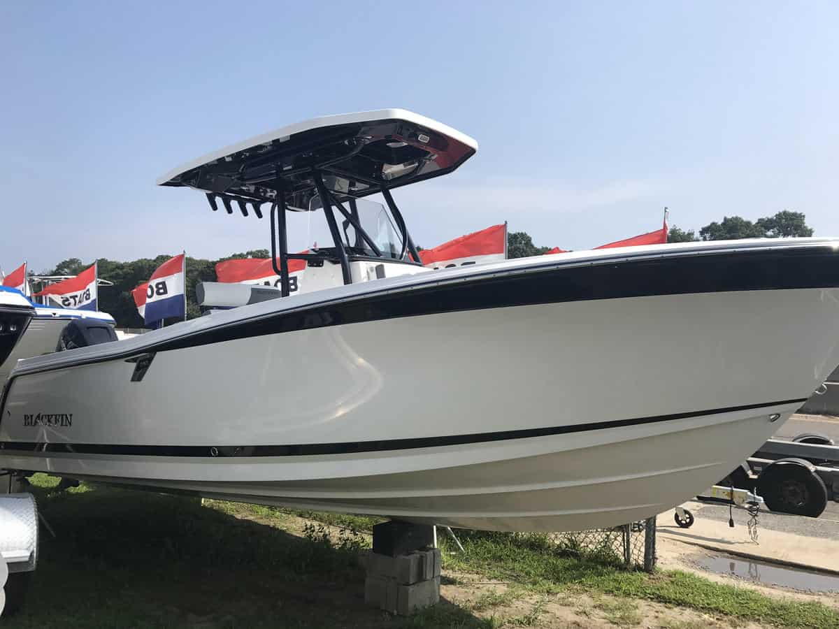 NEW 2018 Blackfin 242CC - Great Bay Marine