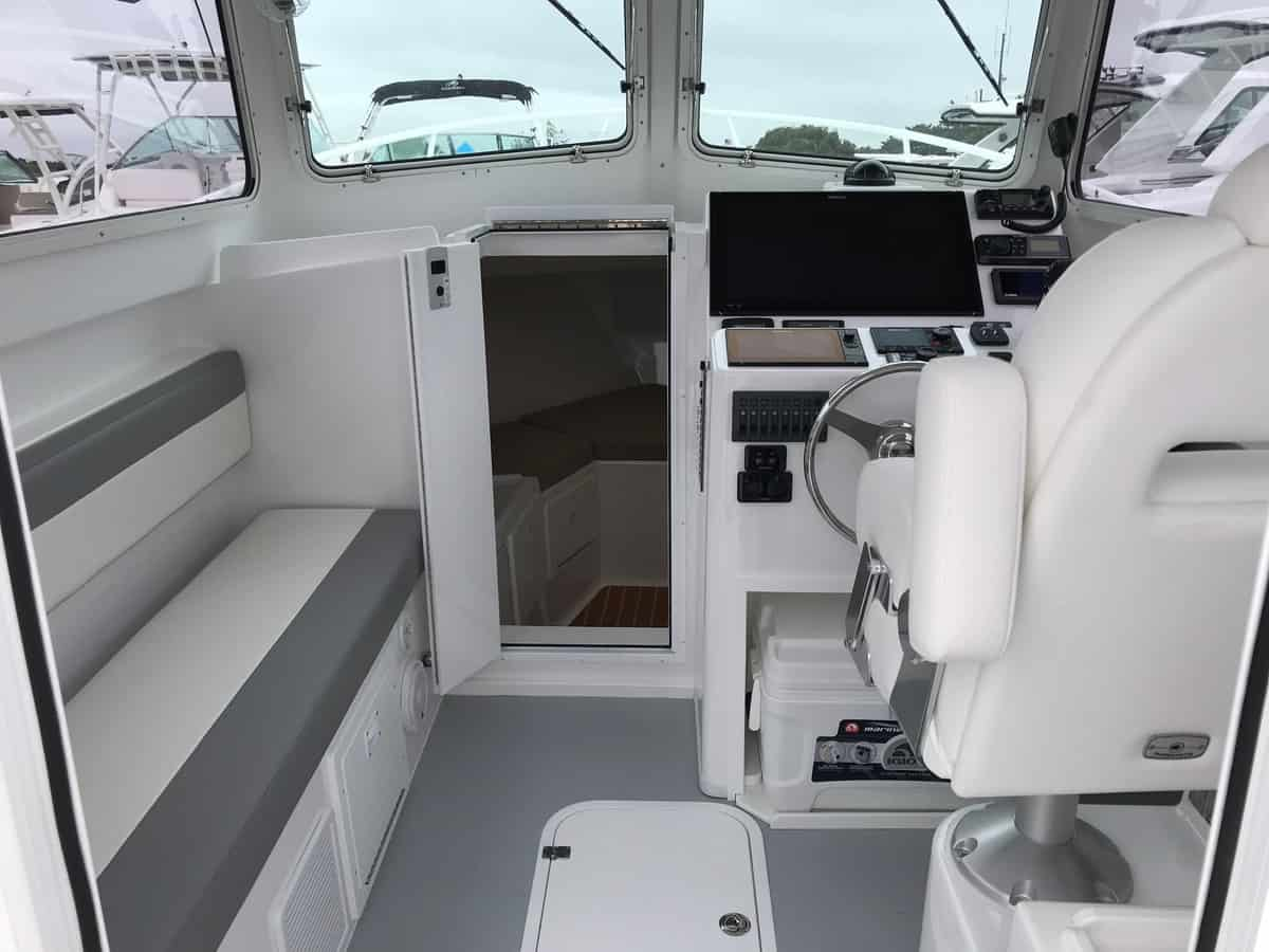 NEW 2019 Steiger Craft 31DV Chesapeake - Great Bay Marine