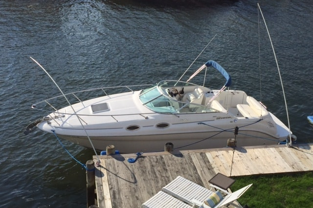 USED 2000 Sea Ray 26 Sundancer - Great Bay Marine