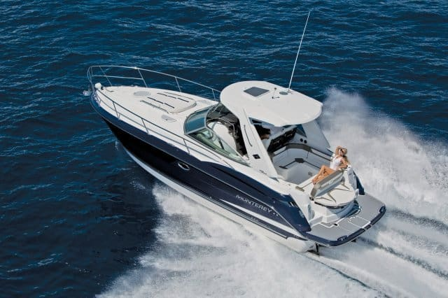NEW 2018 Monterey 355SY - Long Island, NY Boat Dealer | Boat Sales & Rentals