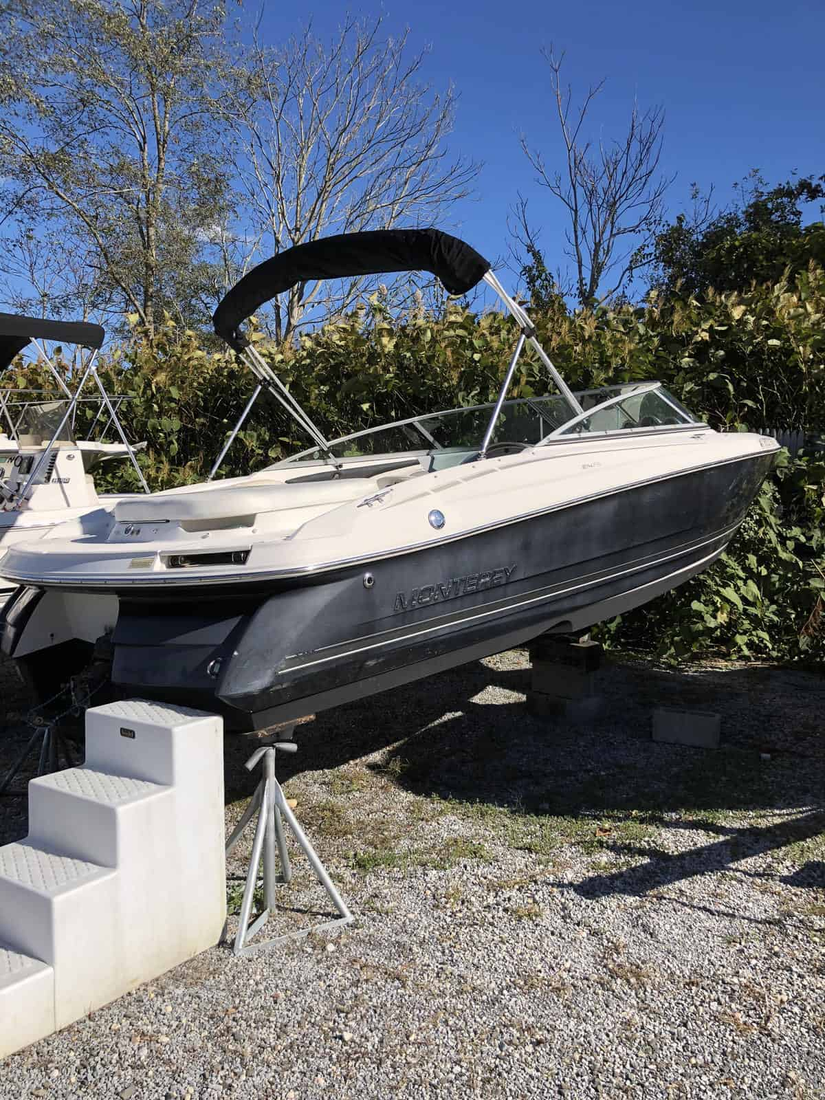 USED 2007 Monterey 214FS - Great Bay Marine