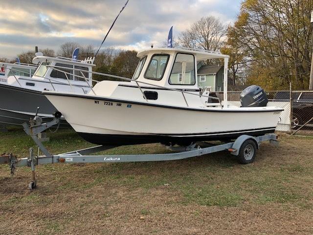 USED 1998 Steiger Craft Chesapeake - Great Bay Marine