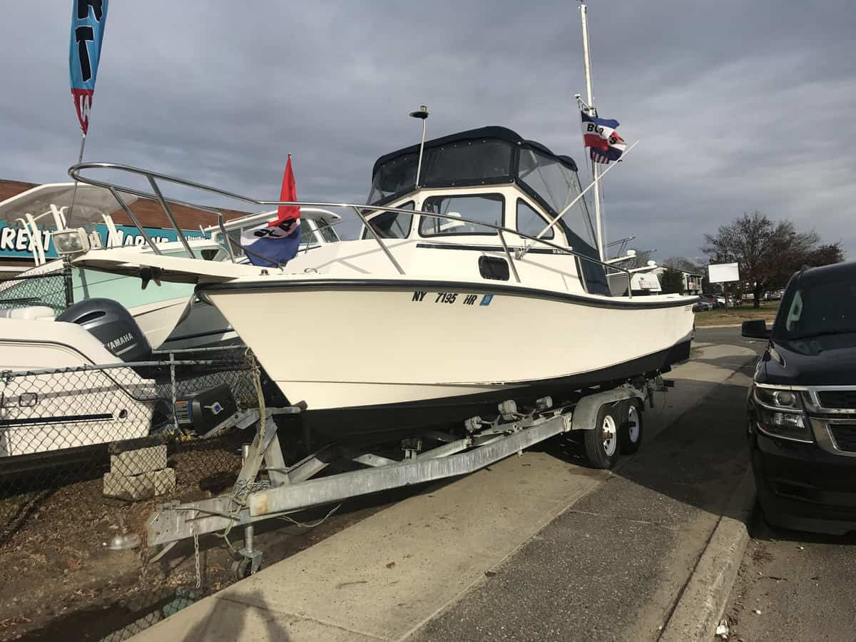 USED 1997 Steiger Craft 21 Block Island - Great Bay Marine