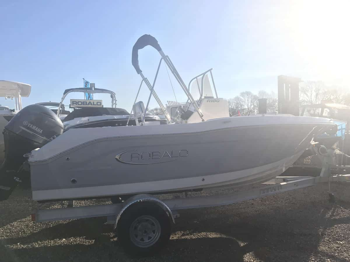 NEW 2019 Robalo R180 - Great Bay Marine