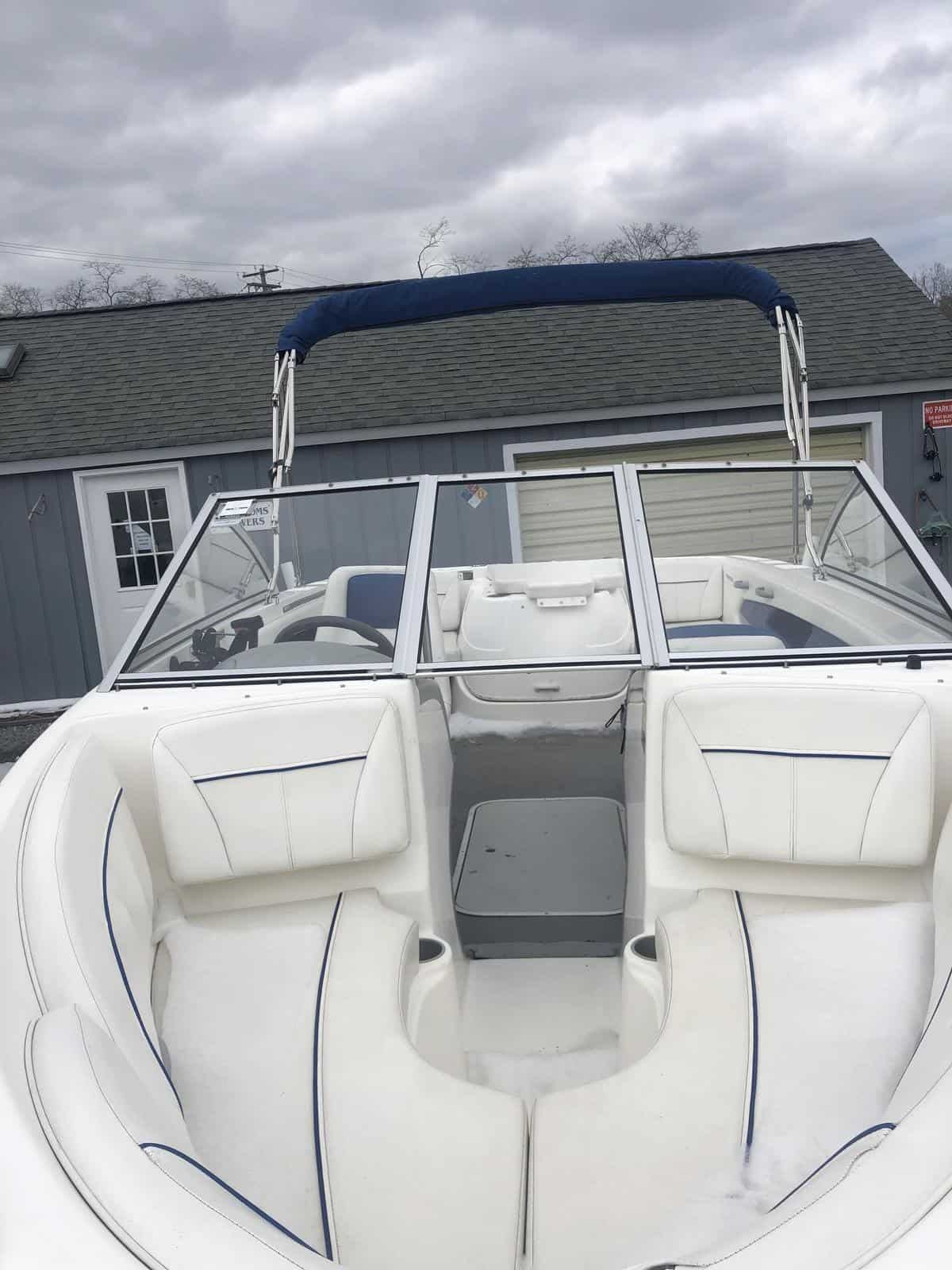 USED 2008 Bayliner Discovery 196 - Great Bay Marine