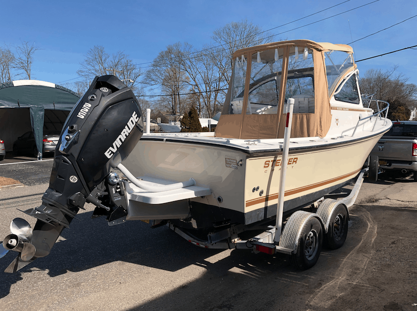 USED 2015 Steiger Craft 21DV Block Island - Great Bay Marine