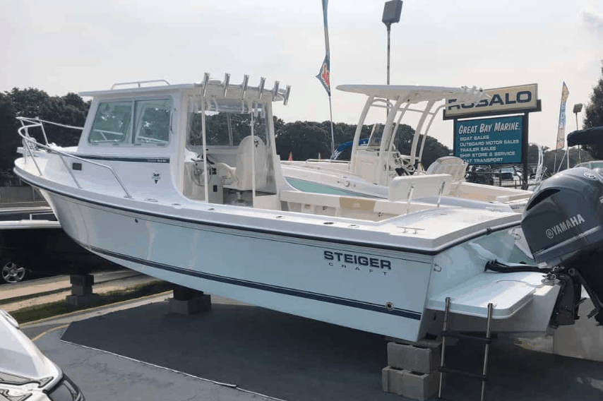 USED 2016 Steiger Craft 255DV Miami - Great Bay Marine