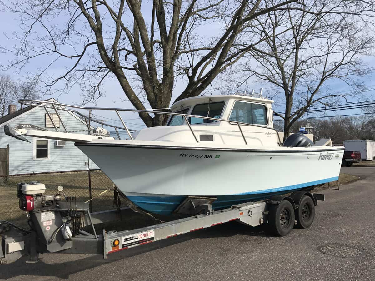 USED 2015 Parker 2120SC - Great Bay Marine