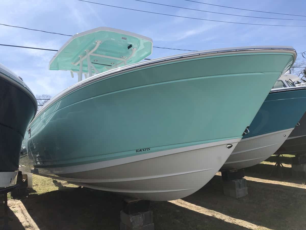 NEW 2019 Blackfin 242CC - Great Bay Marine