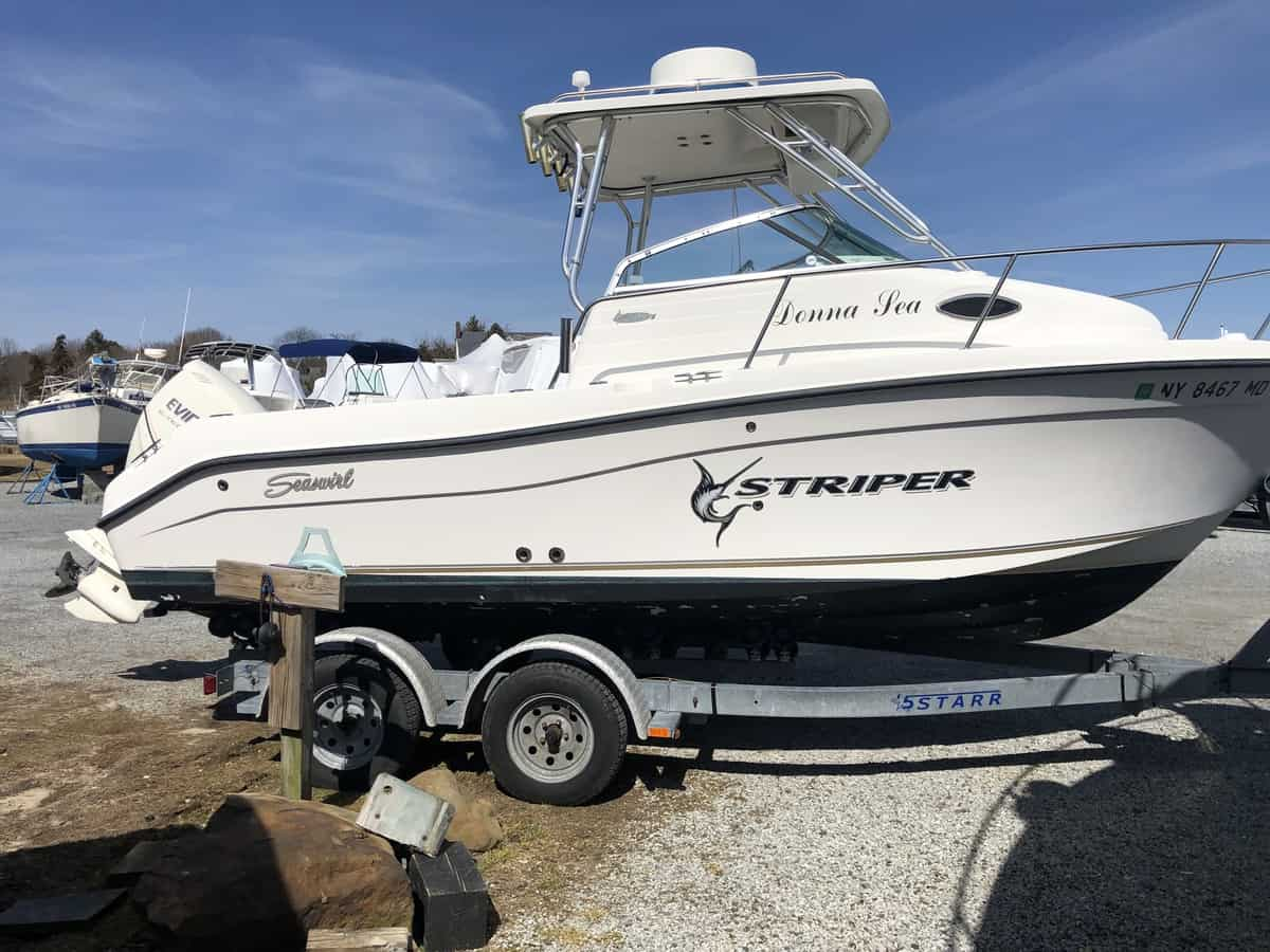 USED 2006 Stiper 21 Seaswirl WA - Great Bay Marine