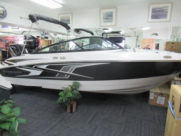 NEW 2018 Monterey M205 - Long Island, NY Boat Dealer | Boat Sales & Rentals