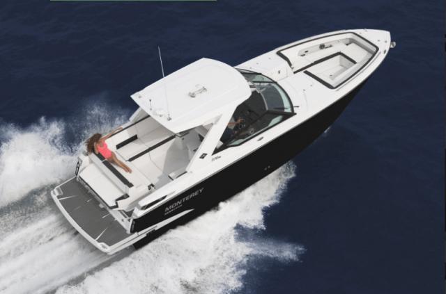 NEW 2017 Monterey 378 SE - Long Island, NY Boat Dealer | Boat Sales & Rentals