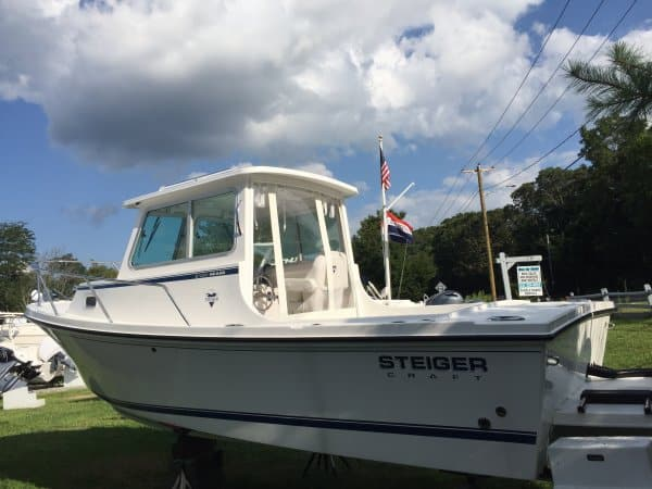NEW 2017 Steiger Craft 21 DV Miami - Long Island, NY Boat Dealer | Boat Sales & Rentals