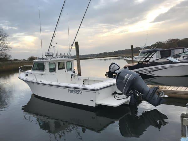 USED 2015 Parker 2320 Sport Cabin - Long Island, NY Boat Dealer | Boat Sales & Rentals