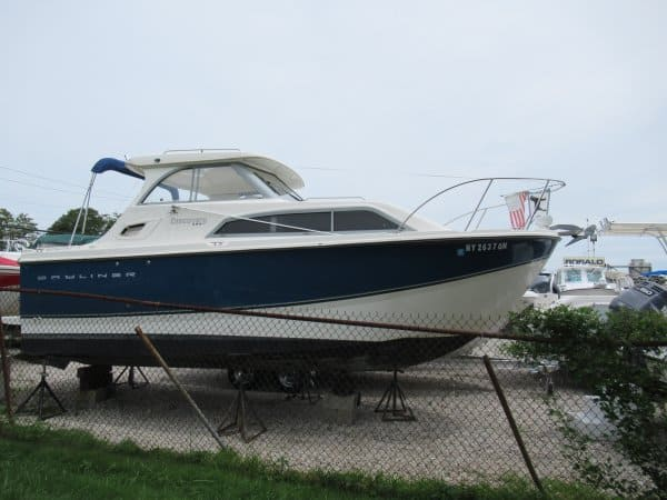USED 2012 Bayliner 266 Discovery - Long Island, NY Boat Dealer | Boat Sales & Rentals