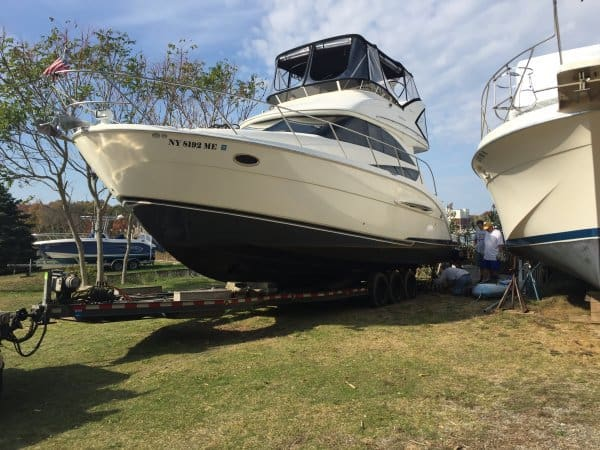 2008 Meridian Yachts 34 Sedan Fly Bridge - Long Island, NY Boat Dealer | Boat Sales & Rentals