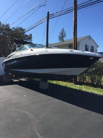 2008 Crownline 260 EX - Long Island, NY Boat Dealer | Boat Sales & Rentals