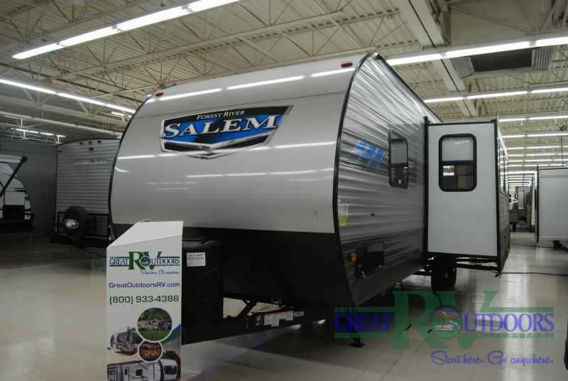 NEW 2022 Salem 26DBUD