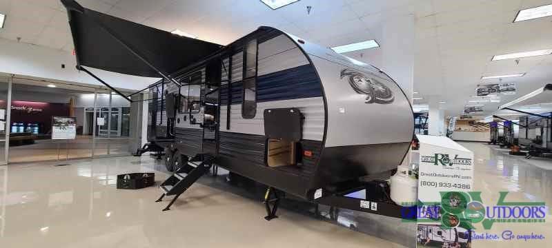 NEW 2021 Cherokee 274BRB