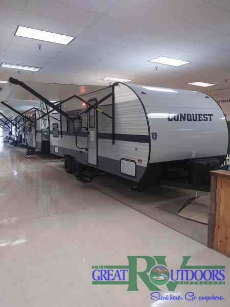 NEW 2021 Conquest 248BH