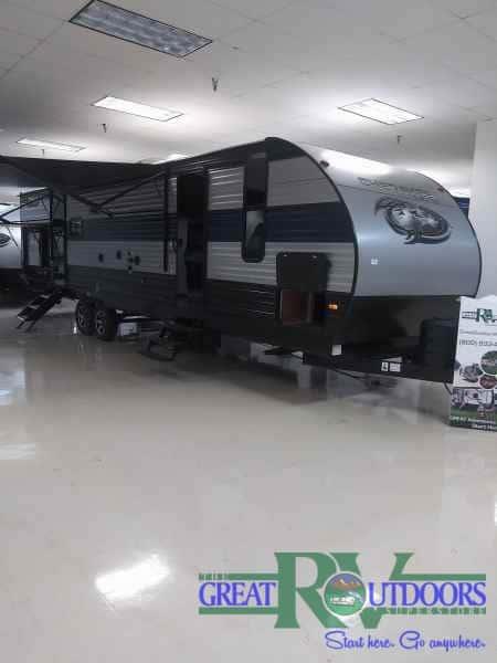 NEW 2021 Cherokee 294GEBG