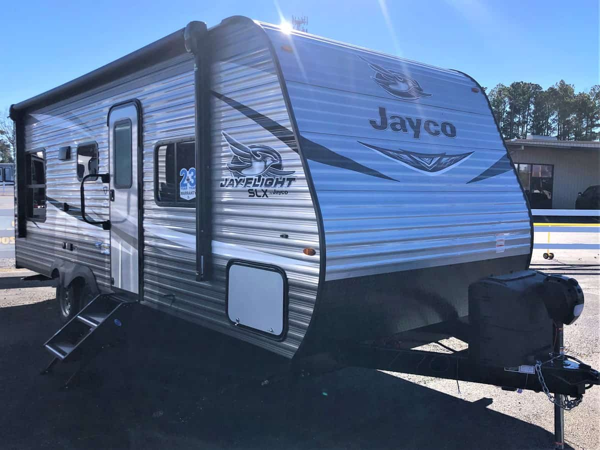 NEW 2021 Jayco JAY FLIGHT SLX 212QB