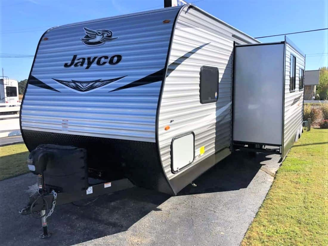 NEW 2021 Jayco Jay Flight SLX 284BHS